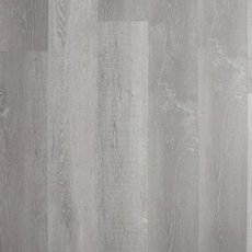 Soft Grey Oak Rigid Core Luxury Vinyl Plank - Cork Back
