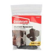 Goldblatt Outlet Spacers - 50 pack