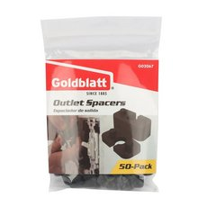 Goldblatt Outlet Spacers - 50 pack