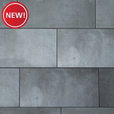 New! City Style Gray II Matte Porcelain Tile