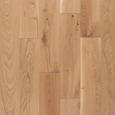 Toledo White Oak Wire Brushed Solid Hardwood