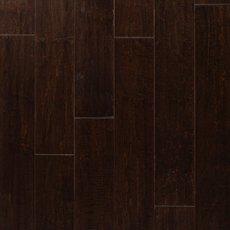 Cocoa Brown Maple II Hand Scraped Engineered Hardwood