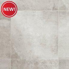 New! Cement II Polished Porcelain Tile