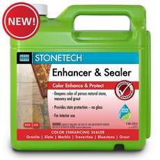 New! Laticrete StoneTech Enhancer and Sealer