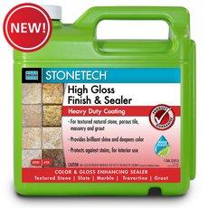 New! Laticrete StoneTech High Gloss Finish and Sealer