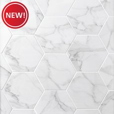 New! Arina Bianco Matte Porcelain Tile