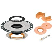 Schluter Kerdi-Drain Kit Adapt 7-1/4in. ABS Flange