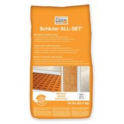 Schluter All-Set White Modified Thin-Set Mortar