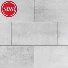 New! Intermezzo Silver Matte Porcelain Tile