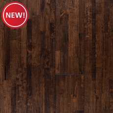 New! Hevea Truva Distressed Solid Hardwood