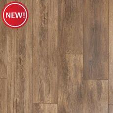 New! Austel Brown Wood Plank Porcelain Tile