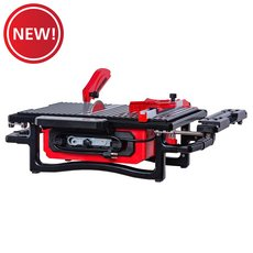 New! Sentinel 7in. Tabletop Wet Saw