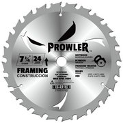 Prowler 7 1/4in. 24T Wood Blade