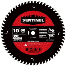 Sentinel 10in. Wood Blade