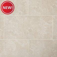 New! Legacy Ivory Matte Porcelain Tile
