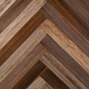Axis Herringbone Hand Scraped Engineered Stranded Bamboo