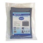 Compotite 5x6 Pre-Cut Shower Pan Kit