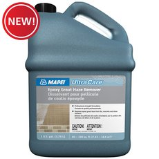 New! Mapei Ultracare Epoxy Grout Haze Remover