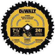 DeWalt 7 1/4 in. 24T Saw Blade