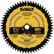 DeWalt 7-1/4 in. 60T Saw Blade