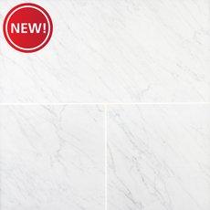New! Capria Bianco Matte Porcelain Tile