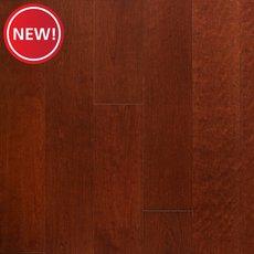 New! Amberly Cherry Water-Resistant Engineered Hardwood