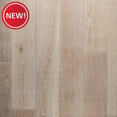 New! Torino White Oak Wire Brushed Water-Resistant Engineered Hardwood