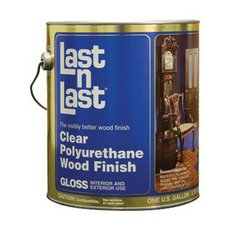 Clear Gloss Polyurethane Abs 50001 Wood Stain