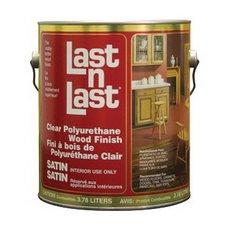Satin Polyurethane Abs 50101 Wood Stain