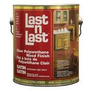 Satin Polyurethane Abs 50104 Wood Stain