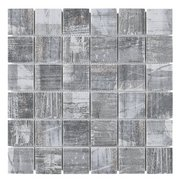 Logan Square Glass Mosaic