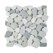 Havana Tumbled Pebble Mosaic