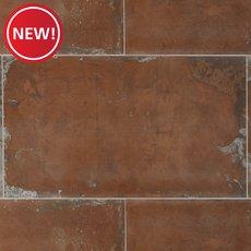 New! Athos Brown Polished Porcelain Tile
