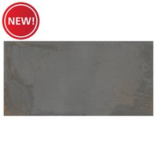 New! Oxide Gray Polished Porcelain Tile