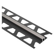 Schluter Dilex-Bwb Movement Joint 3/8in. PVC Grout Gray