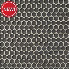 New! Dusk Glass Penny Mosaic