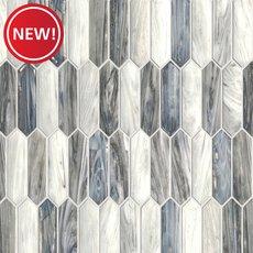 New! Victoria Picket Glass Mosaic
