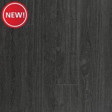 New! Ebony Grove Ash Rigid Core Luxury Vinyl Plank - Foam Back