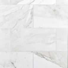 Calacatta Cremo Polished Marble Tile