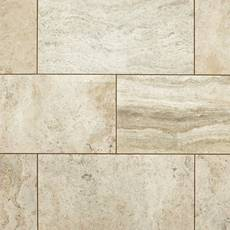 Sonoma River Polished Travertine Tile