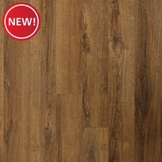 New! Founders Gunstock Rigid Core Luxury Vinyl Plank - Cork Back