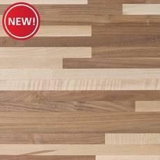New! Walnut Maple Mix Butcher Block Countertop 8ft