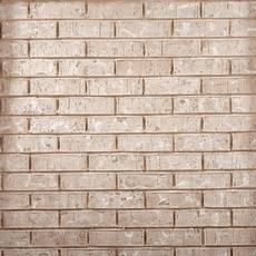 Bristol White Thin Brick Panel