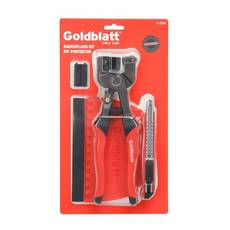 Goldblatt Backsplash Kit Protector