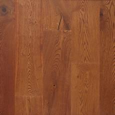 Bordeaux Oak II Wire Brushed Engineered Hardwood