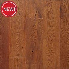 New! Bordeaux Oak II Wire Brushed Engineered Hardwood