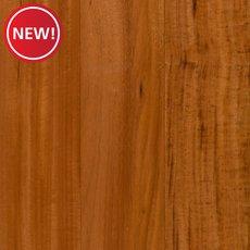 New! Natural Brazilian Tigerwood II Engineered Hardwood