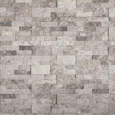 Nepal Silver Splitface Marble Panel Ledger