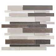 Denali Linear Glass Mosaic