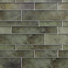 Battery Park Linear Glass Mosaic